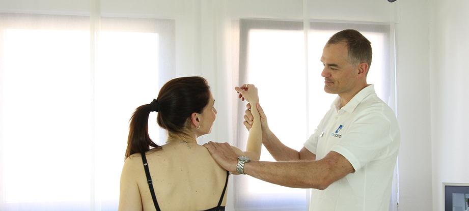 Impingementsyndrom - medem Praxisklinik Orthopädie